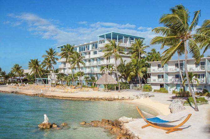 Postcard Inn Beach Resort & Marina, Florida Keys