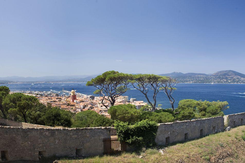 Saint-Tropez & Umgebung (Côte d'Azur - Südfrankreich)