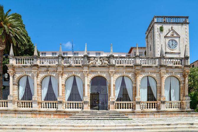 The Palace, Dalmatie du Nord et centrale