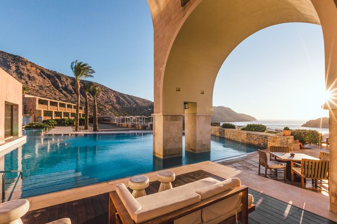 Blue Palace, a Luxury Collection Resort & Spa, Kreta
