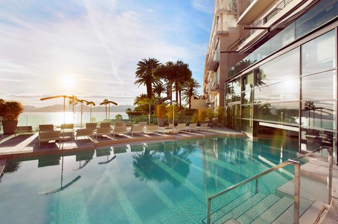 Radisson Blu 1835 Hotel & Thalasso Cannes, Cannes & ses environs (Côte d'Azur - Midi de la France)