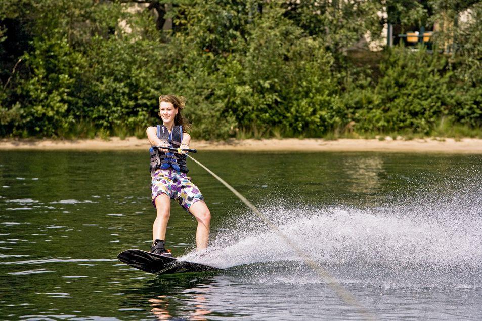 Wakeboarden - Center Parcs Frankreich