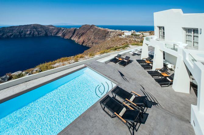 Avaton Resort & Spa, Santorini