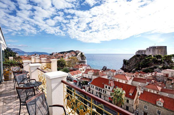 Hilton Imperial Dubrovnik, Dubrovnik & ses environs