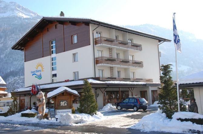 Hôtel Brienz, Lac de Thoune / Lac de Brienz