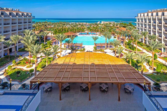 Hawaii Le Jardin Aqua Park Resort Hurghada, Hourghada