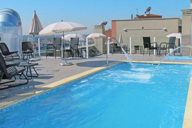 Hotel Ganivet, Madrid & Umgebung