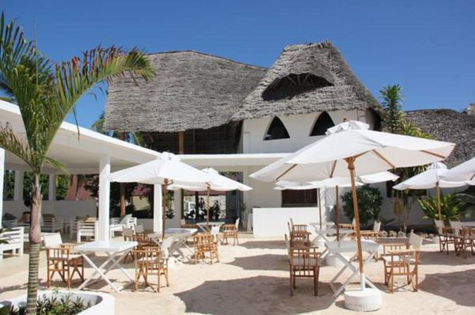 Dhow Inn, Zanzibar