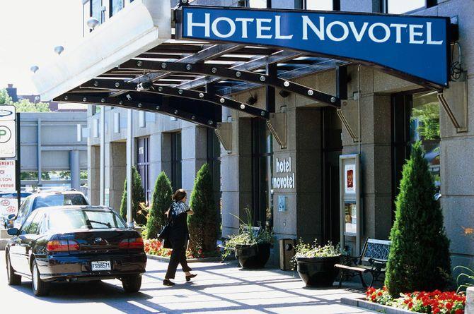 Novotel Montréal, Montréal