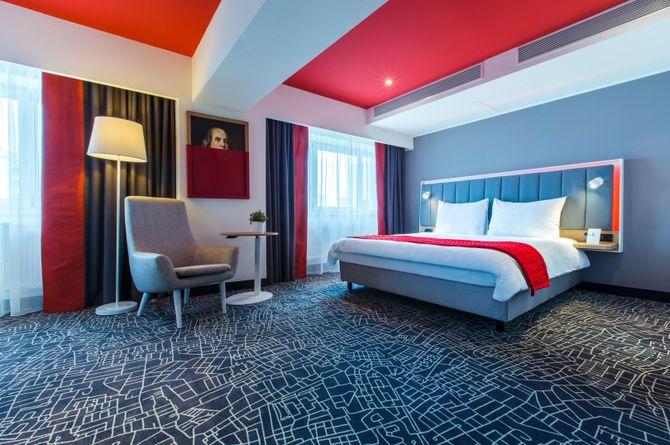 Park Inn by Radisson Bucharest Hotel & Residence, Bukarest