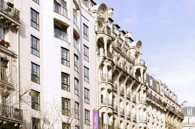 Citadines Republique, Paris