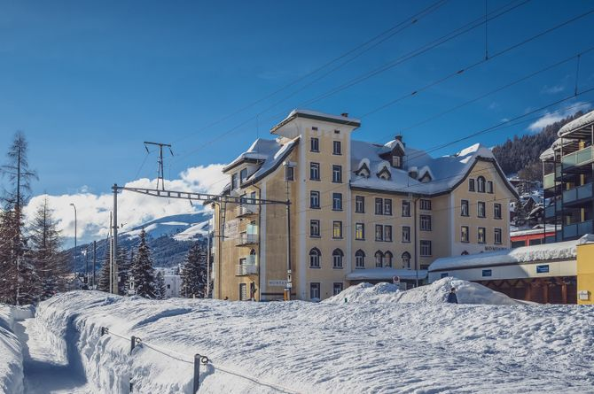 Hôtel Montana, Davos-Klosters
