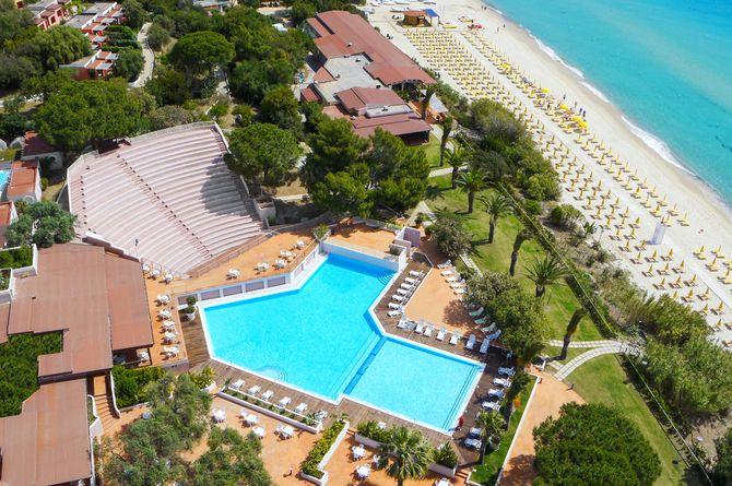 Free Beach Club, Sud de la Sardaigne (Cagliari)