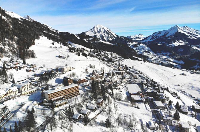 Central Résidence & Spa - Winter inkl. Skipass, Genferseegebiet (Waadtland)